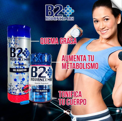 b2 advance max burner de grăsime)