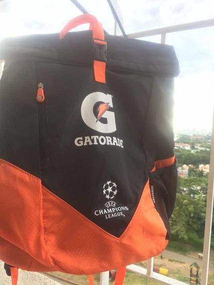 Maleta Gatorade Edición Champions League