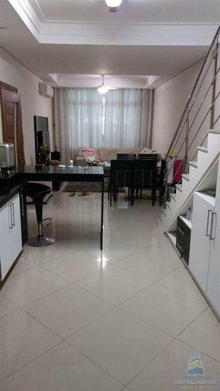 Casa Com 3 Dorms, Vila Mateo Bei, São Vicente - R$ 320 Mil, Cod: 4232 - V4232