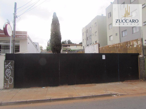 Terreno À Venda, 500 M² Por R$ 1.800.000,00 - Vila Augusta - Guarulhos/sp - Te0435