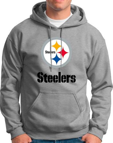 Imagen 1 de 2 de Sudadera Nfl Pittsburgh Steelers Acereros