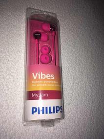 Fone De Ouvido Philips She3700 Rosa- *frete Grátis*
