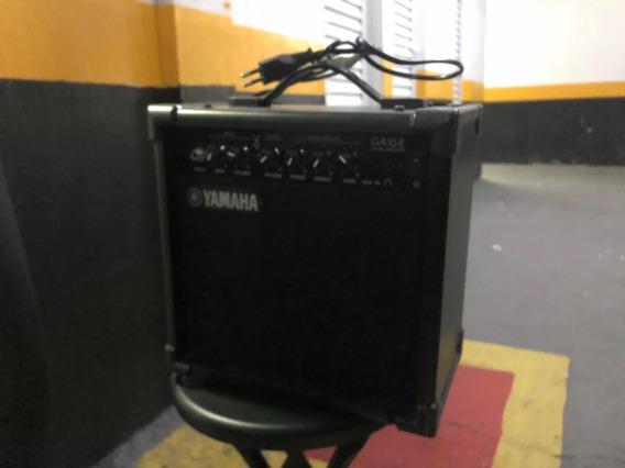 Amplificador De Guitarra Yamaha Ga15
