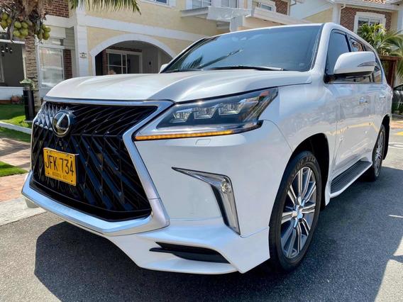 Lexus Lx Lx 570 Supersport 2017