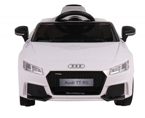 Imagem 1 de 4 de Carro Eletrico Audi Tt Rs 12 V Branco