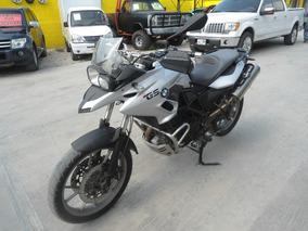 Motocicleta Bmw F700 2014 Plata Doble Proposito
