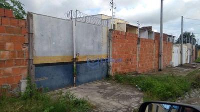 Terreno À Venda, 600 M² Por R$ 240.000 - Prefeito José Walter - Fortaleza/ce - Te0096