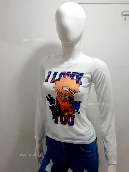 Pack Mayorista X5 Camiseta Dama Mujer Sublimado Con Diseños