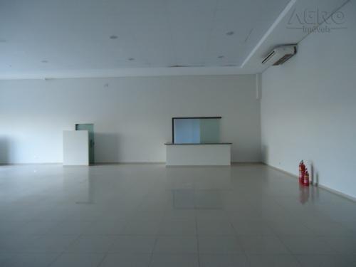 Salão Comercial Para Locação, Quinta Ranieri, Bauru - Sl0006. - Sl0006