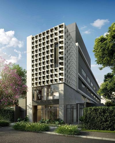 Imagem 1 de 5 de Studio Residencial Para Venda, Brooklin Paulista, São Paulo - St7100. - St7100-inc