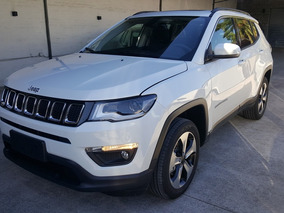 Jeep Compass Longitude Plus 4x4 Automatica 2018