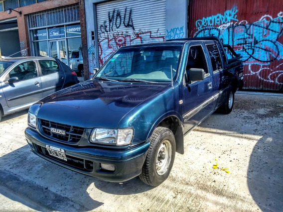 Isuzu Pick Up 4x2 2.5 Turbo
