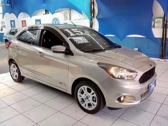 Ford Ka Hatch Se 1.0 (flex) - Sem Entrada + 48x 1.090,00