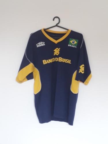 Camisa Seleção Brasileira De Vôlei Olympikus