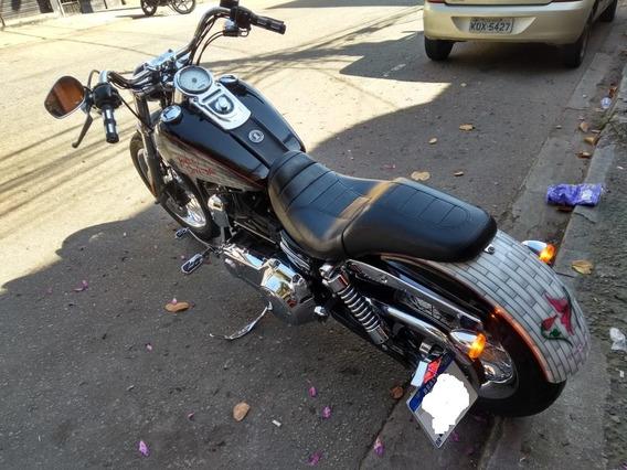 Harley Davidson Dyna Custom 2011