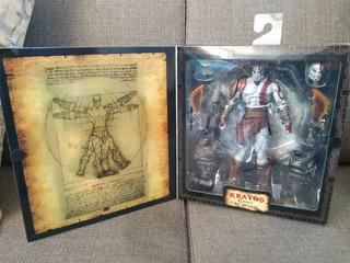 Kratos Nemea Neca God Of War Dantes Castlevania Yafriba