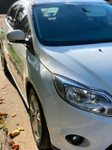Ford Focus Iii 1.6 S 5p 2014 Ideal Inversión