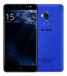 Blue Teléfono Móvil Bluboo D1 Fingerprint 3g Ueteléfono