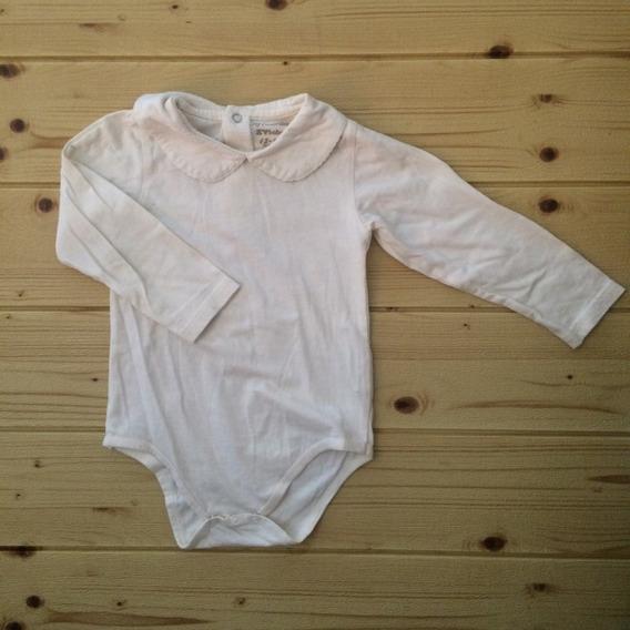Body Para Bebe Niña Zy Baby - Talla 12-18 Meses