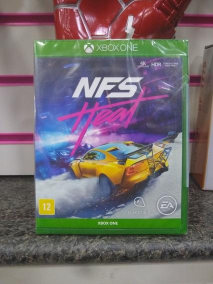 Jogo Xbox One Need For Speed Heat