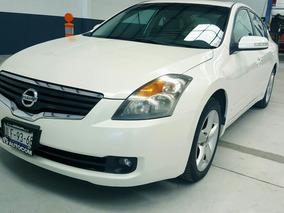 Nissan Altima 3.5 Se At V6 Piel Qc Cd Xenon Cvt 2009