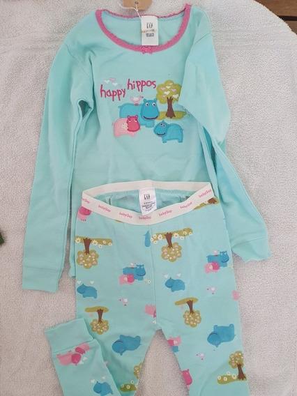 Pijama Nena Gap T. 18-24 Meses 2 Partes