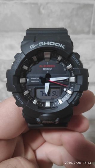 Relógio Casio G-shock Ga-800 Usado Em Perfeito Estado