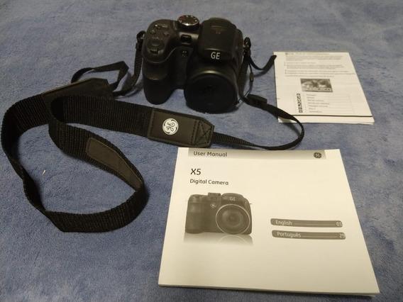 Camera Ge 5x Image Stabilization - Semi-nova