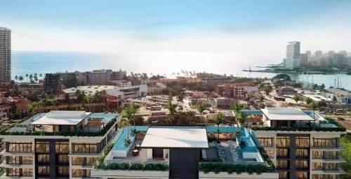 Departamento En Venta En Puerto Vallarta - Zoho Skies