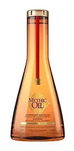 Imagem 1 de 4 de Loreal Professionnel Mythic Oil - Shampoo Tick Hair 250 Ml