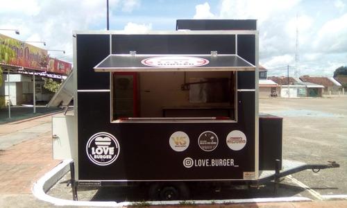 Food Truck Marca V8