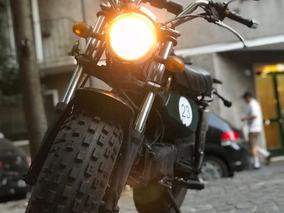 Mondial Rv 125cc Copia A La Suzuki Rv