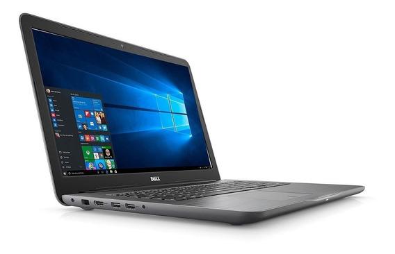 Dell Inspiron 5000 17.3 7ª Ger I7 16gb Ram 1tb Ssd + 2tb Hdd