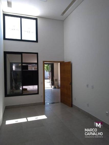 Casa Com 3 Dormitórios À Venda, 122 M² Por R$ 290.000 - Palmital - Marília/sp - Ca0546