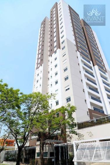 Apartamento Com 3 Dormitórios À Venda Por R$ 750.000 - Centro - Suzano/sp - Ap0274