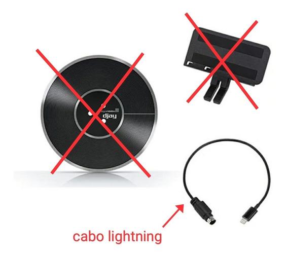 Cabo Lightning P/ Casio Trackformer Xwdj1 Original