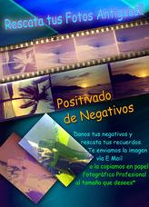 Positivado De Negativos Revela Tus Foto Viejas