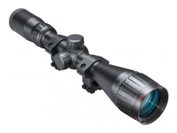 Mira Visor Tasco Para Rifle Aire 3-9x40 Ao Arma Mvd Sport