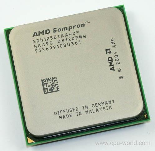 Processador Amd Sempron Le1250 Am2