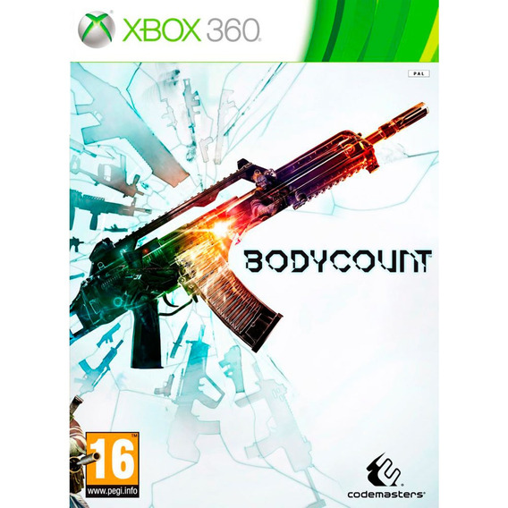 Bodycount - Xbox 360