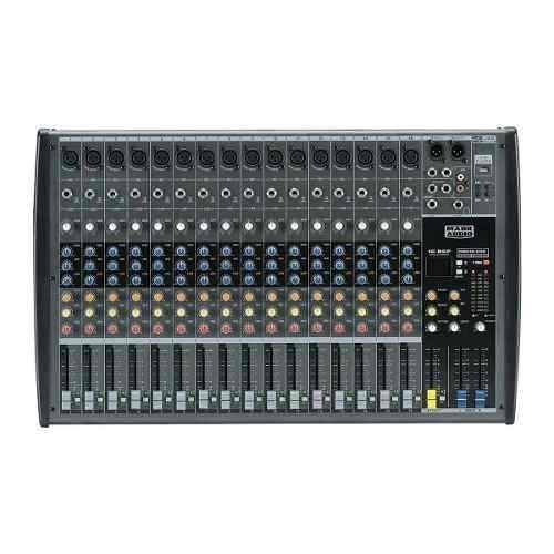 Mesa De Som 16 Canais Usb Cmx16usb -mark Audio