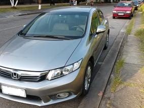 Honda Civic Lxl Aut 47km - 2013