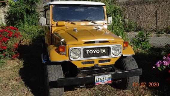 Toyota Fj40 Land Cruiser Techo Duro