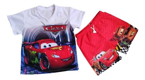 Imagen 1 de 1 de Conjunto Deportivo De Cars