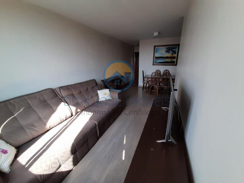 Apartamento Para Venda Em São Paulo, Jardim Piracuama, 3 Dormitórios, 1 Suíte, 2 Banheiros, 1 Vaga - Ap046_2-983226