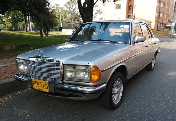Mercedes-benz Clase E 280e