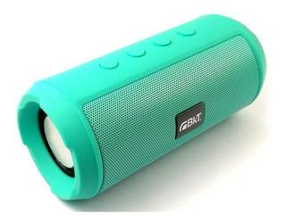 Parlante Portatil Bluetooth 6w Micro Sd Usb Bkt 331 Hi End