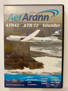 Dvd Aer Arann Atr42 / Atr72 / Islander