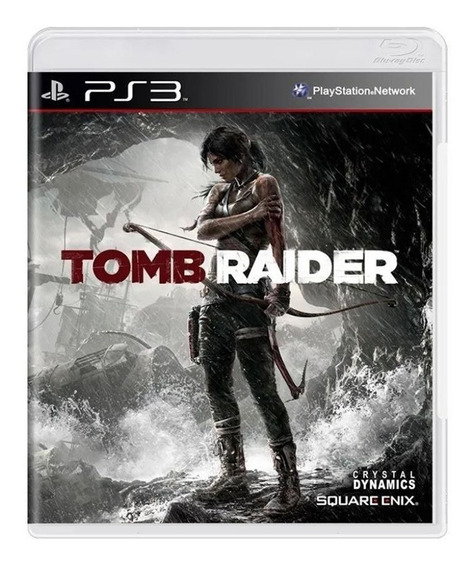 Jogo Tomb Raider 2013 - Ps3 - Original Fisica - Usado