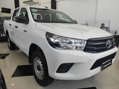 Toyota Hilux 4x2 2.4 Dx Cd 0km